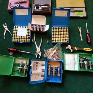 45 GAP TOOLS, 7.62 WRENCHES, 9MM DIES, JIGS, AND FIXTURES. for Sale in Magnolia, TX