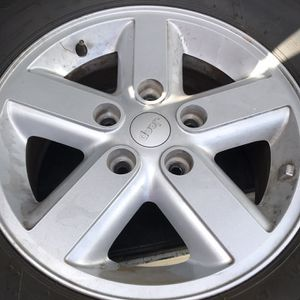 Used Jeep Wrangler Wheels Give Me A Offer for Sale in Riverside, CA