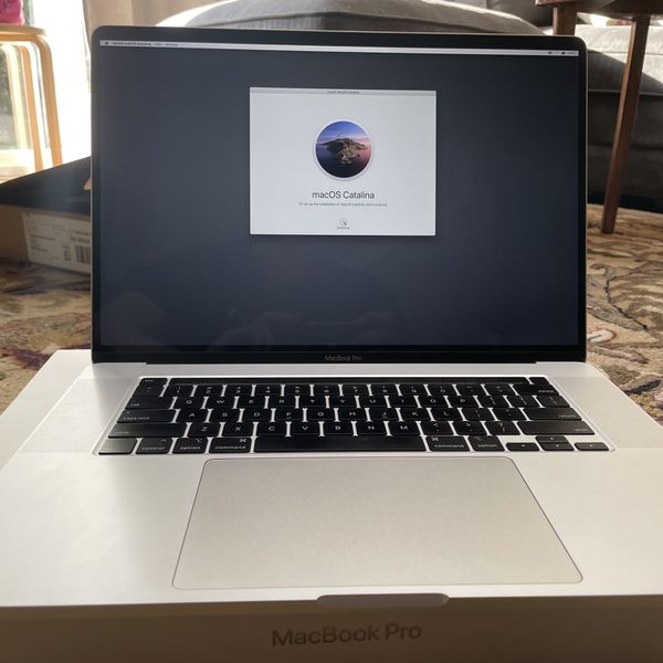 16 inch MacBook Pro 2019 (warranty Until 5/21)