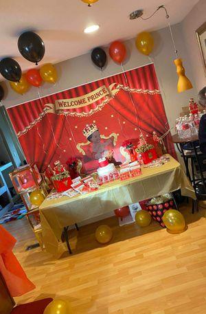 """BOY"" Babyshower Decorations for Sale in Austell, GA"