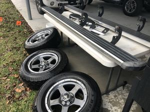 Wheels and parts for Silverado for Sale in Lake Charles, LA