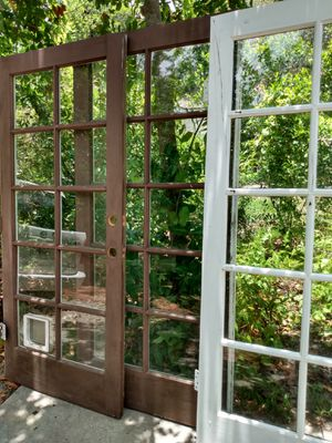 Vintage french doors for Sale in Clearwater, FL