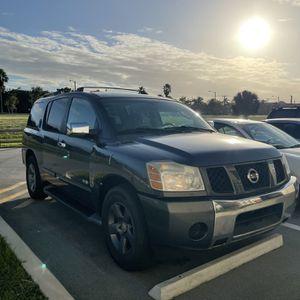 2005 Nissan Armada for Sale in West Palm Beach, FL