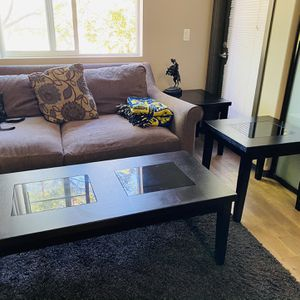Coffee Table With Two Ends Table for Sale in Irvine, CA
