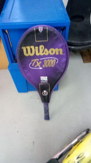 Wilson TX 3000 Tennis Racket for Sale in Oceanside, CA