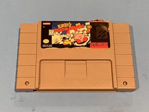 KIRBY'S DREAM COURSE SNES for Sale in Watauga, TX