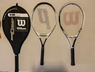 Tennis Rackets(3) for Sale in Sterling,  VA