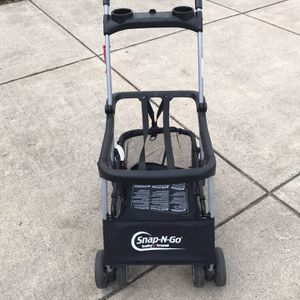 Baby Trend Snap N Go Stroller Cart for Sale in Independence, OH