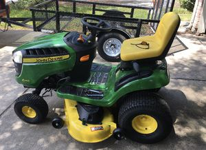 John Deere E140 Tractor for Sale in Houston, TX