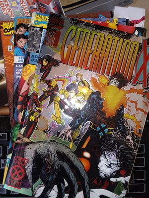 Generation X Comic Books for Sale in Salt Lake City, UT
