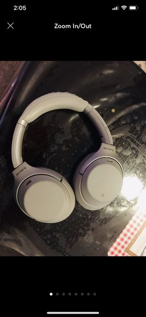 WH-1000XM3 Sony Headphones for Sale in Burke, VA