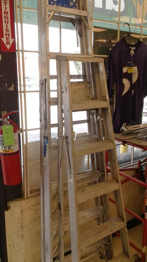Ladders for sale for Sale in Tampa, FL