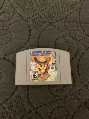 Mario Party 2 for Sale in Peoria, AZ