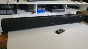 """Sound Bar ilive 31"""" optical input for Sale in Southborough, MA"""