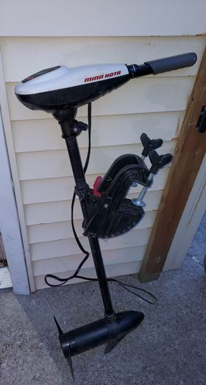 Minn Kota trolling motor for Sale in Alsip, IL