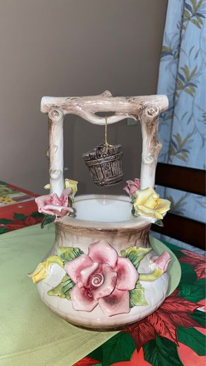 Capodimonte wishing well for Sale in San Diego, CA