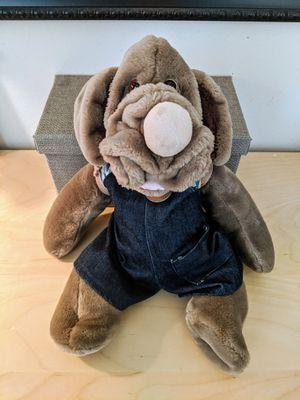 Heritage Collection Wrinkles Dog Puppet Great Condition! for Sale in Cranberry Township, PA