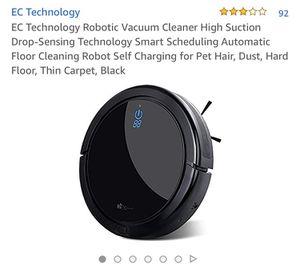 Robotic vacuum (used one time) for Sale in Alexandria, VA