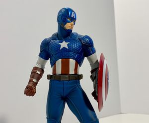 Lots of high end collectible figures, hulk, Deadpool, captain America artFX for Sale in Phoenix, AZ