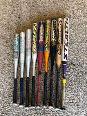 Girls fast pitch softball bats for Sale in La Mirada, CA
