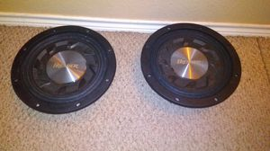 """12"""" shallow mount pioneer premier subwoofers for Sale in Corpus Christi, TX"""