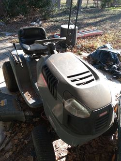 Craftsman Riding Mower for Sale in Waco,  TX