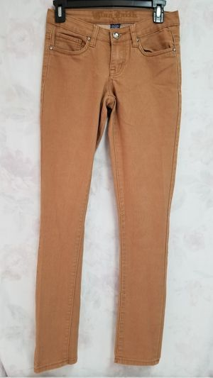 Brown jeans size 3 for Sale in Stockton, CA