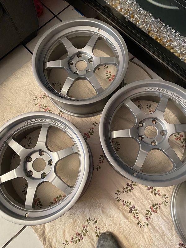 Aodhan wheels Ah08 18x8.5