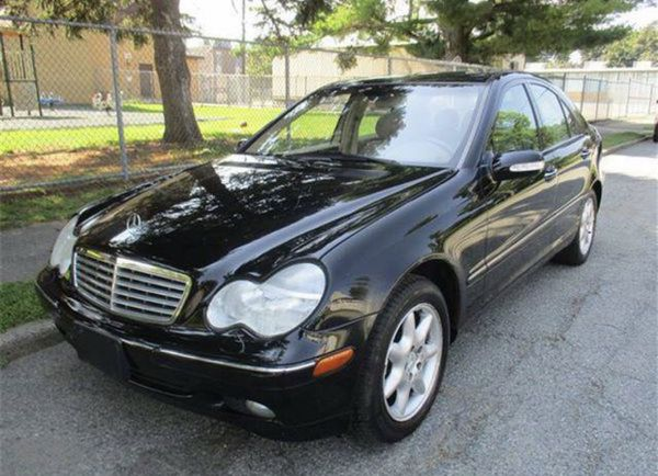 2002 mercedes benz c 240 parting out