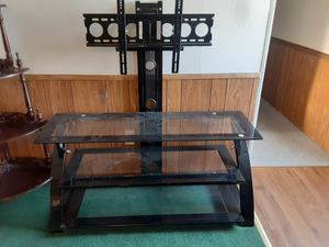 TV mount With Glass Bottom for Sale in Gastonia, NC