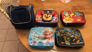 Kids lunch bags for Sale in Chesapeake, VA