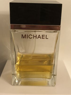 MICHAEL KORS for men - MICHAEL about 1/3 of a large bottle 125 ml 4.2 oz for Sale in Houston, TX