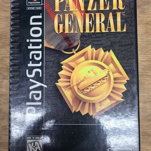 Panzer General Playstation for Sale in Tempe, AZ