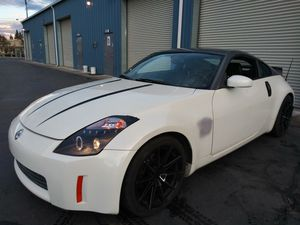 2003 Nissan 350z Coupe *Smogged* for Sale in Fresno, CA
