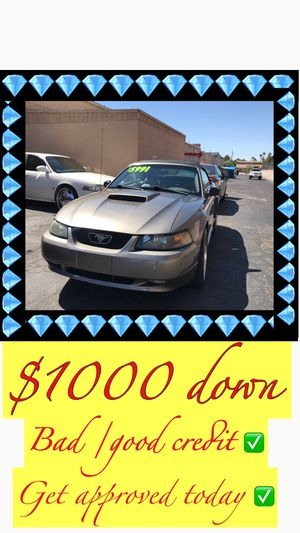 2001 V8 mustang GT convertible for Sale in Las Vegas, NV