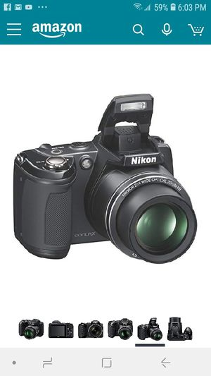 Nikon Camara coolpix l130 digital for Sale in Atwater, CA