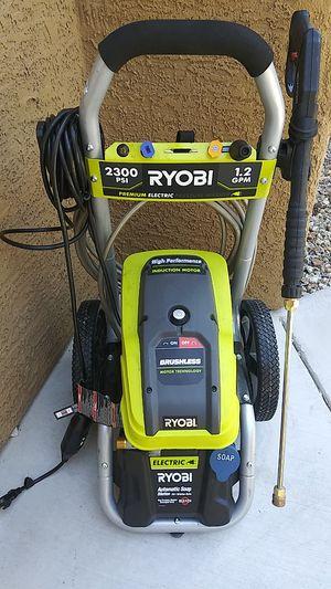 Ryobi pressure washer 2300 psi for Sale in North Las Vegas, NV
