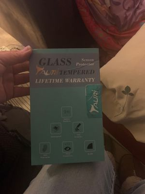 LG Stylo 3 Glass protectors 2 pack for Sale in Broken Arrow, OK