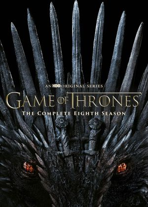 Game of Thrones season 8 DVD for Sale in Anderson, SC