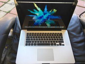 2010 MacBook Pro. i7 15 inch for Sale in Pomona, CA