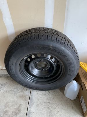 P265/70r17 Bridgestone brand new tire for Sale in Pickerington, OH