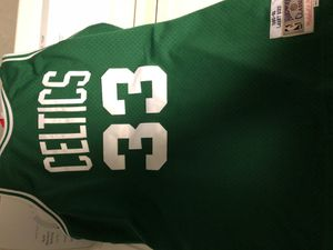 Celtics Jersey Larry bird #33 for Sale in Chicago, IL
