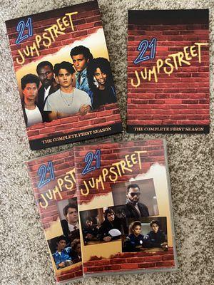 21 Jumpstreet Season 1 DVD for Sale in Katy, TX