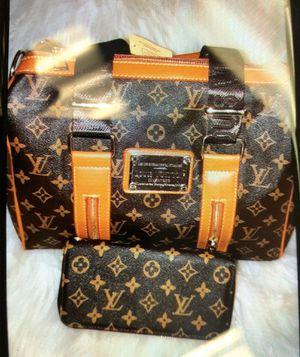 Handbag w wallet for Sale in Atlanta, GA