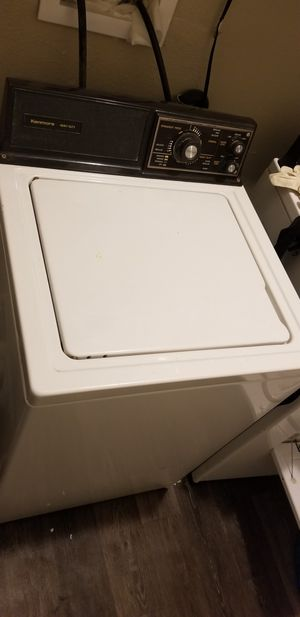 Kenmore Washer and Dryer for Sale in Bremerton, WA