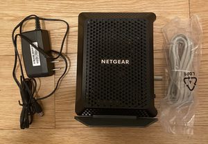 Netgear modem for Sale in Brooklyn, NY