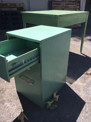 1950's 3 drawer cabinet for Sale in Buellton, CA