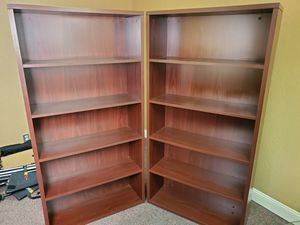 Cherry wood shelves $200 each for Sale in Fresno, CA