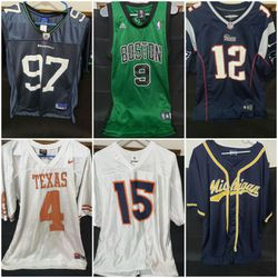 JERSEYS for Sale in Woodway,  WA
