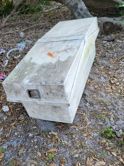 Boat Dock Box Not Free Send Me Your Best Offer for Sale in Miami Gardens,  FL